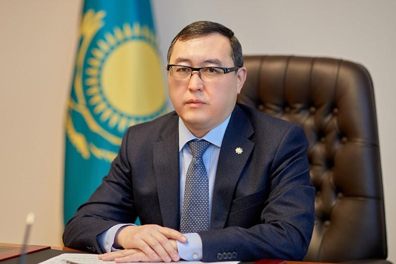 Marat Sultangaziyev named as new Vice Minister of Finance