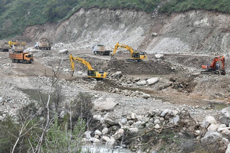 Хижины для укрытия туристов  появятся в горах близ Алматы