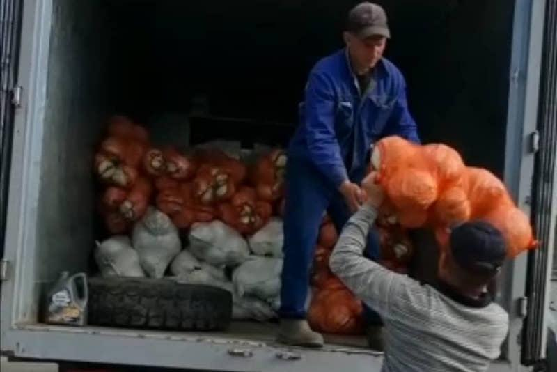 Семейлік кәсіпкерлер Риддерге 16 млн теңге аударып, гуманитарлық жүк жіберді