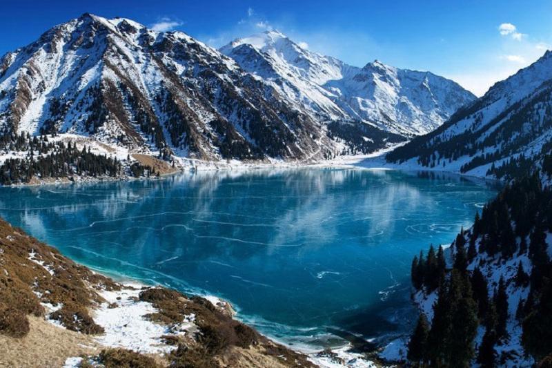 Алматы тауларында қауіпті 8 мориналды көл бар