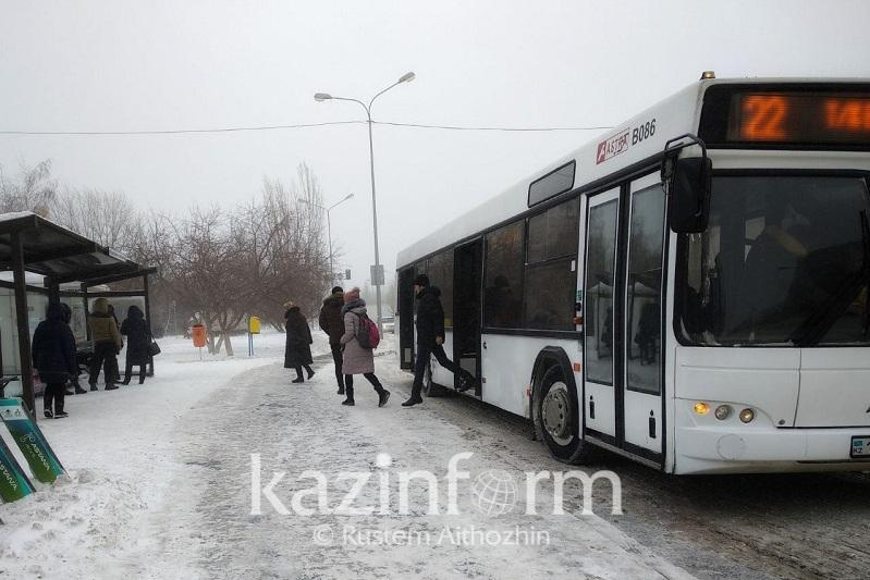 Льготный проезд сделают для инвалидов по слуху и зрению в Кокшетау