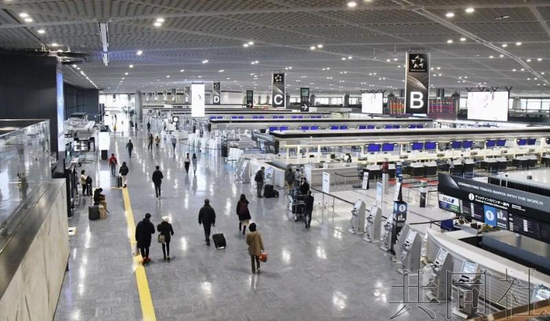 日本将禁止14天内在印度等三国停留过的外国人入境