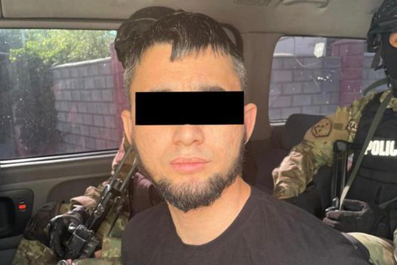 Разыскиваемого за убийство в Кыргызстане задержали в Алматы