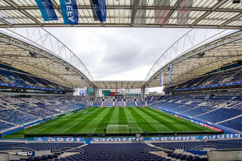 欧足联官方确认本赛季欧冠决赛将移至葡萄牙波尔图