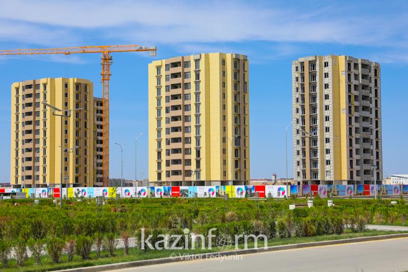 2025 жылға дейін Түркістанда 26,5 мың пәтер салынады – Айдос Үкібай