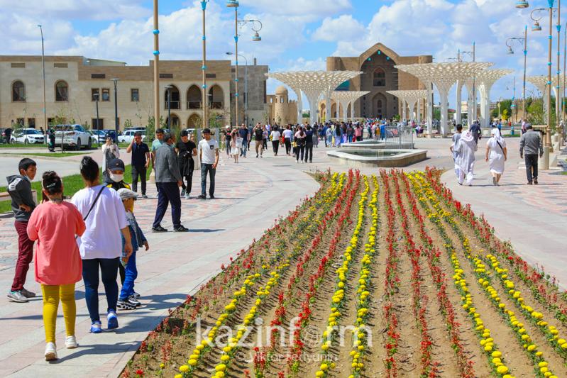40 тысяч рабочих мест ежегодно будет создаваться в Туркестане – Айдос Укибай