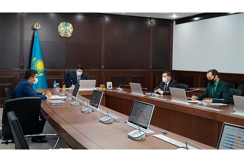 Региональный инвестиционный штаб запустили в Павлодарской области