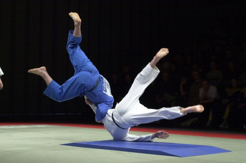 Almaty to host Cadet Asian Judo Cup