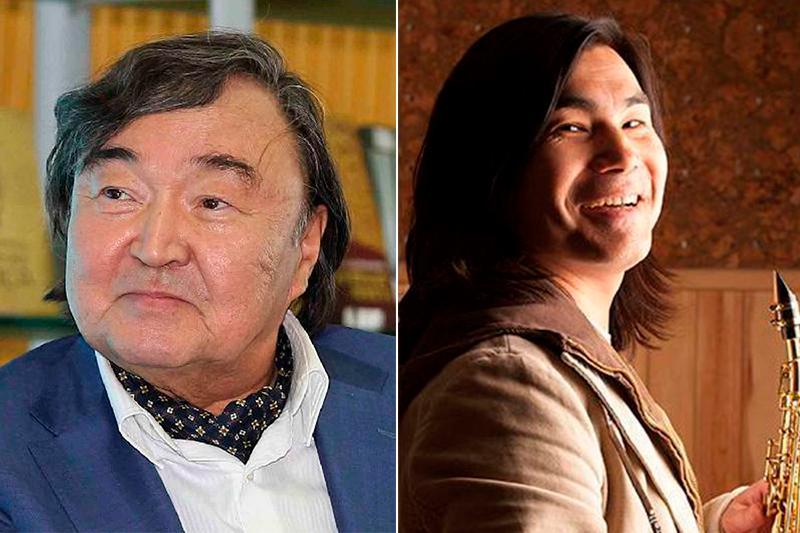 Юбилеи Олжаса Сулейменова и Батырхана Шукенова планируют отметить в Казахстане