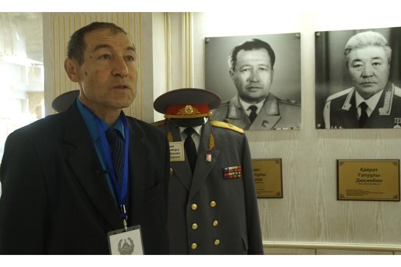 Более ста семейных полицейских династийнасчитывается в Костанайской области