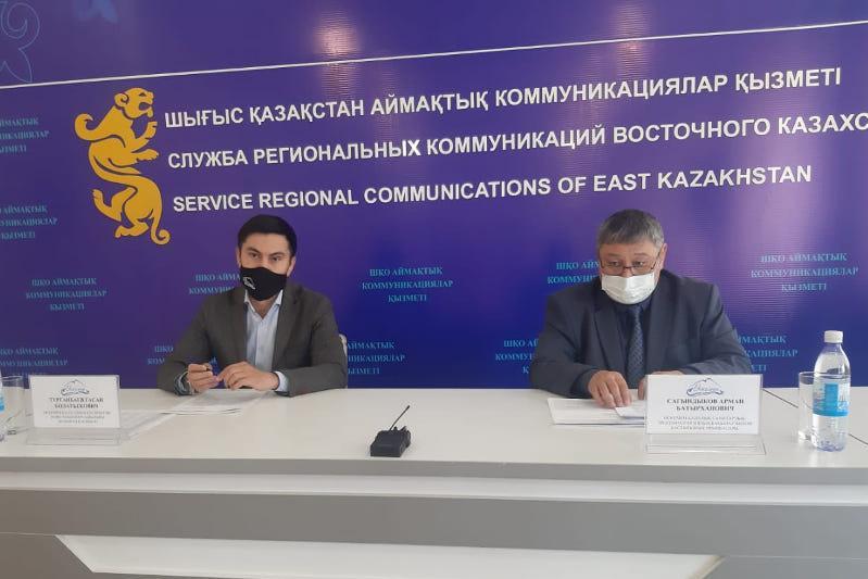 37 объектов бизнеса Усть-Каменогорска вошли в проект «ASHYQ»