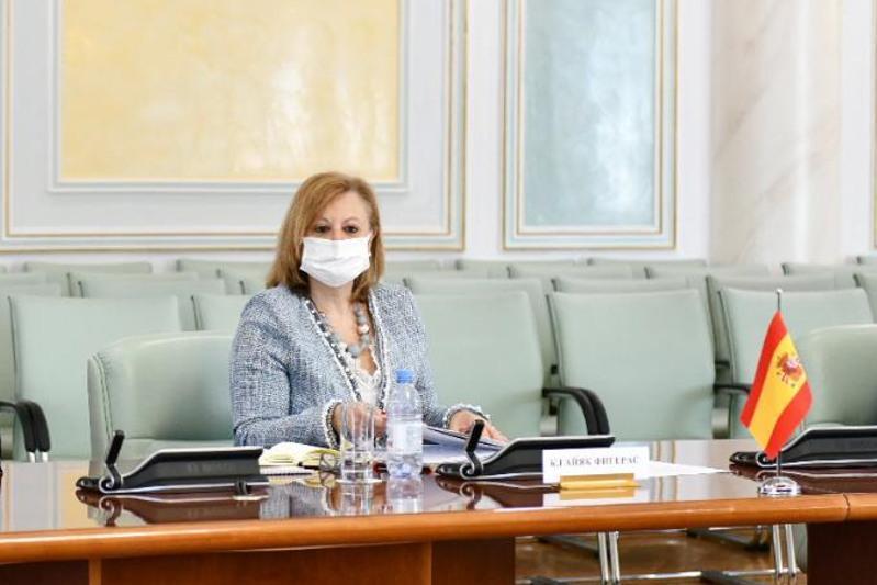 西班牙代表高度评价哈萨克斯坦废除死刑的举措