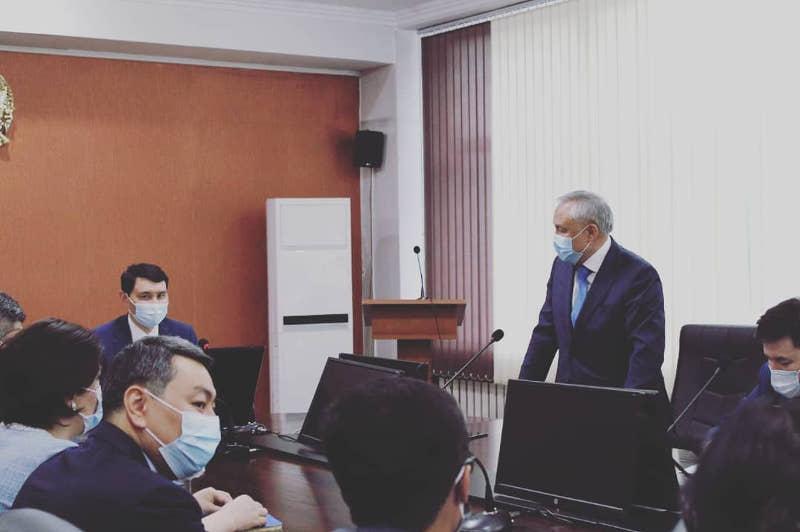Алматы Мемлекеттік кірістер департаментіне жаңа басшы тағайындалды