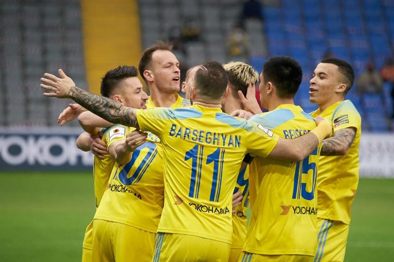 Футболдан Қазақстан біріншілігі: «Астана» қатарынан сегізінші рет жеңіске жетті