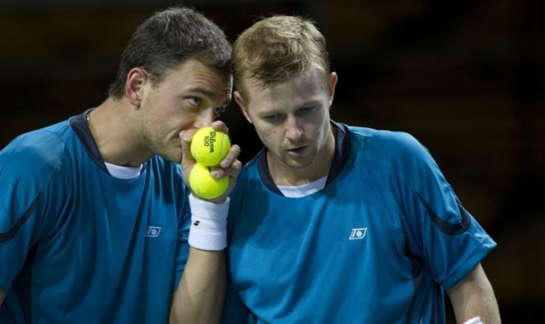 Андрей Голубев и Александр Недовесов вышли в финал парного разряда «Челленджера» ATP в Загребе