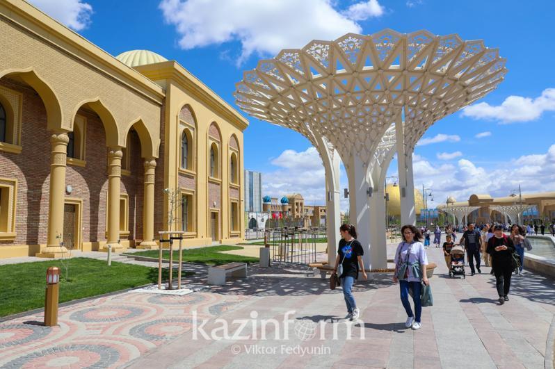 第九届大学生运动会开幕仪式将在突厥斯坦市举行