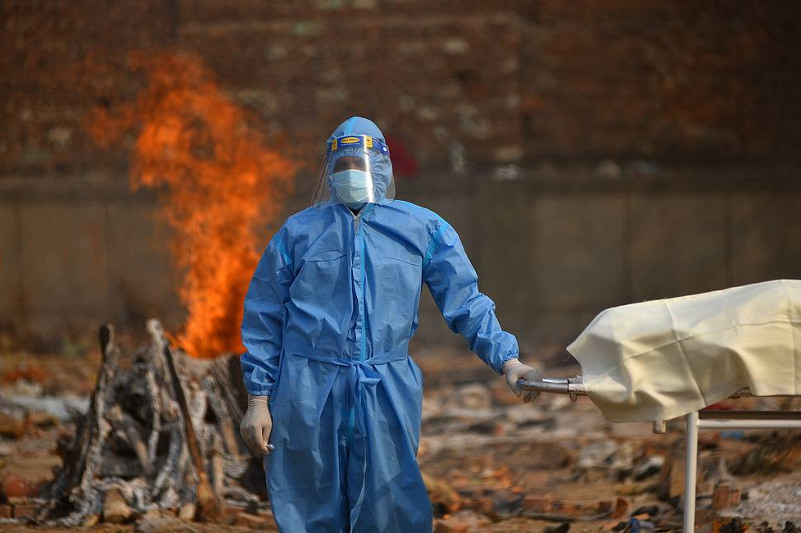 Second year of pandemic may be more deadly than the first one, says WHO