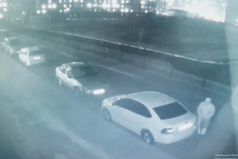 Житель Талгара украл колпаки с колес в Нур-Султане и уехал домой