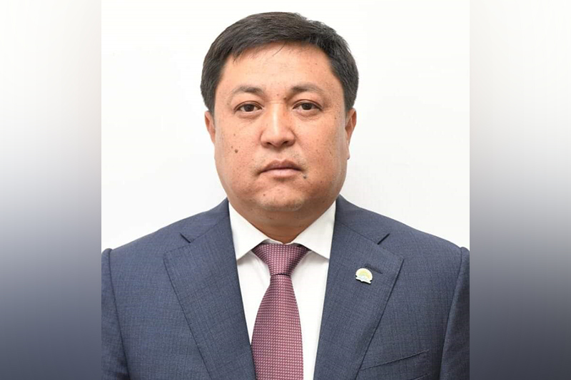 Almaty oblysynyń Jambyl aýdanyna jańa ákim taǵaıyndaldy