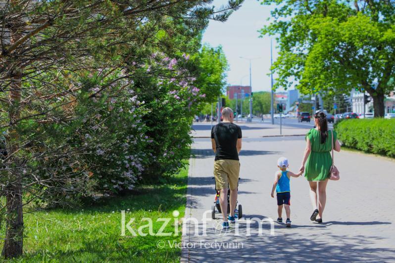 Свыше 67% опрошенных казахстанцев смогли создать счастливую семью - исследование