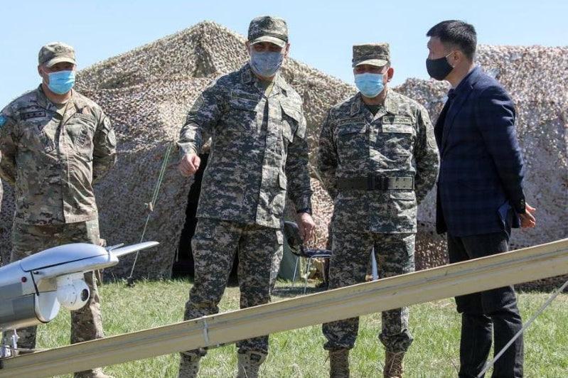 Казахстанский беспилотник «Шағала» успешно прошел очередные испытания