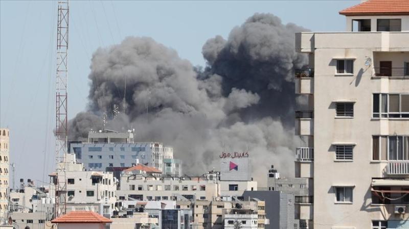 Израиль әуе күштері Газадағы Associated Press пен Al Jazeera кеңселерінің ғимаратын жойды