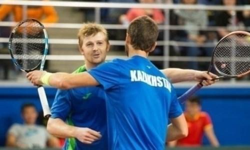 Недовесов и Голубев уступили в финале турнира серии «Челленджер» американцам
