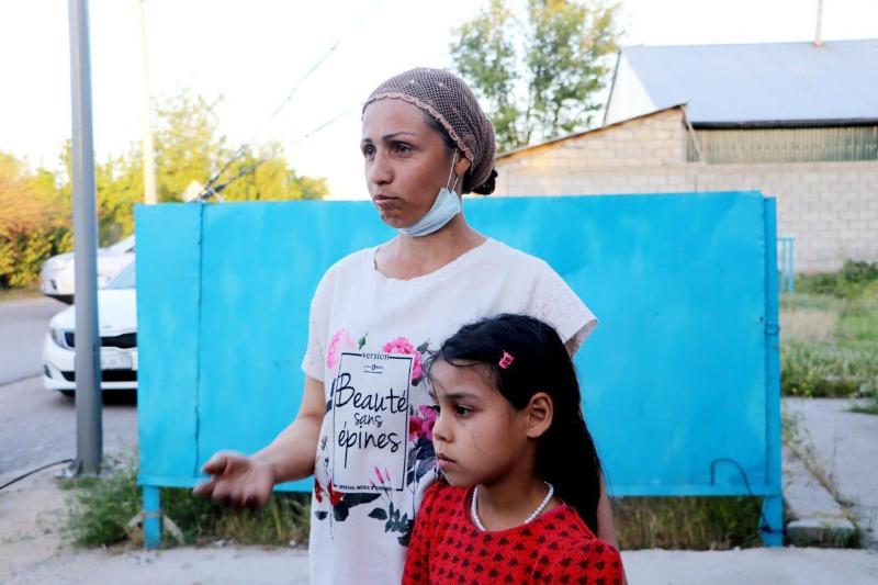 Шымкентские полицейские нашли пропавшую 6-летнюю девочку