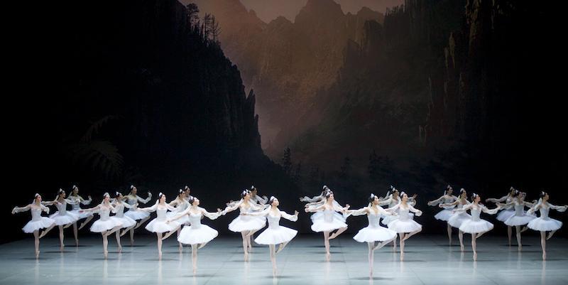 Гала-балеты пройдут на сцене столичного театра
