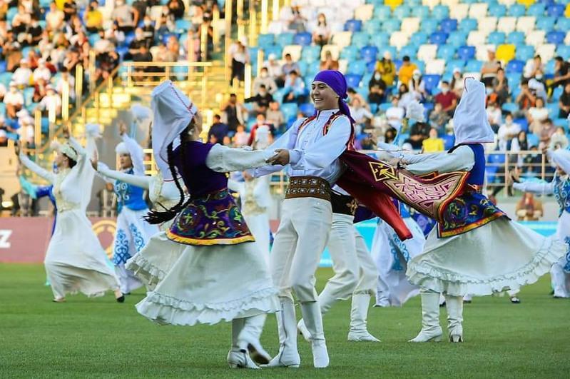 Открытие ХІ летней универсиады прошло в Туркестане