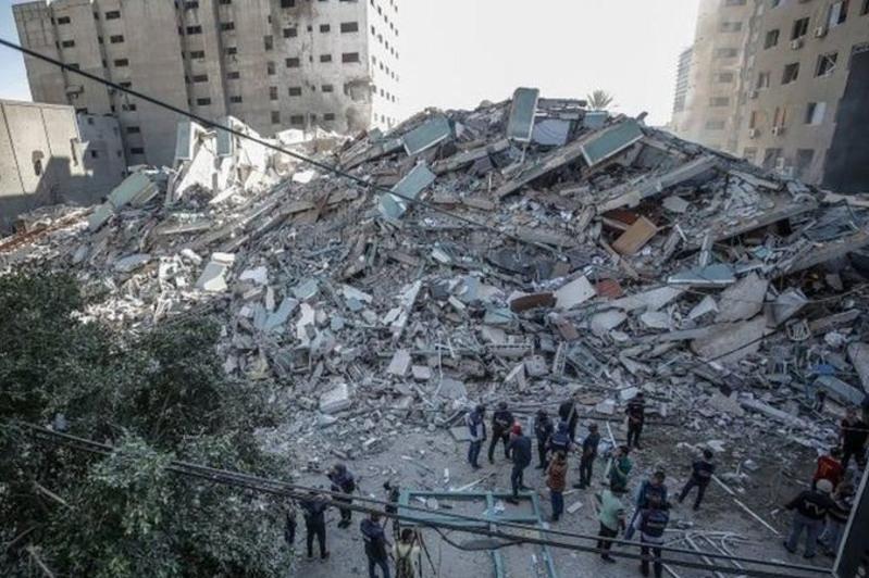 Израиль нанес ракетный удар по дому лидера ХАМАС в Газе