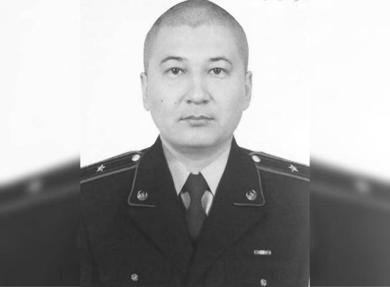 Полицейский погиб на автодороге Уральск-Таскала