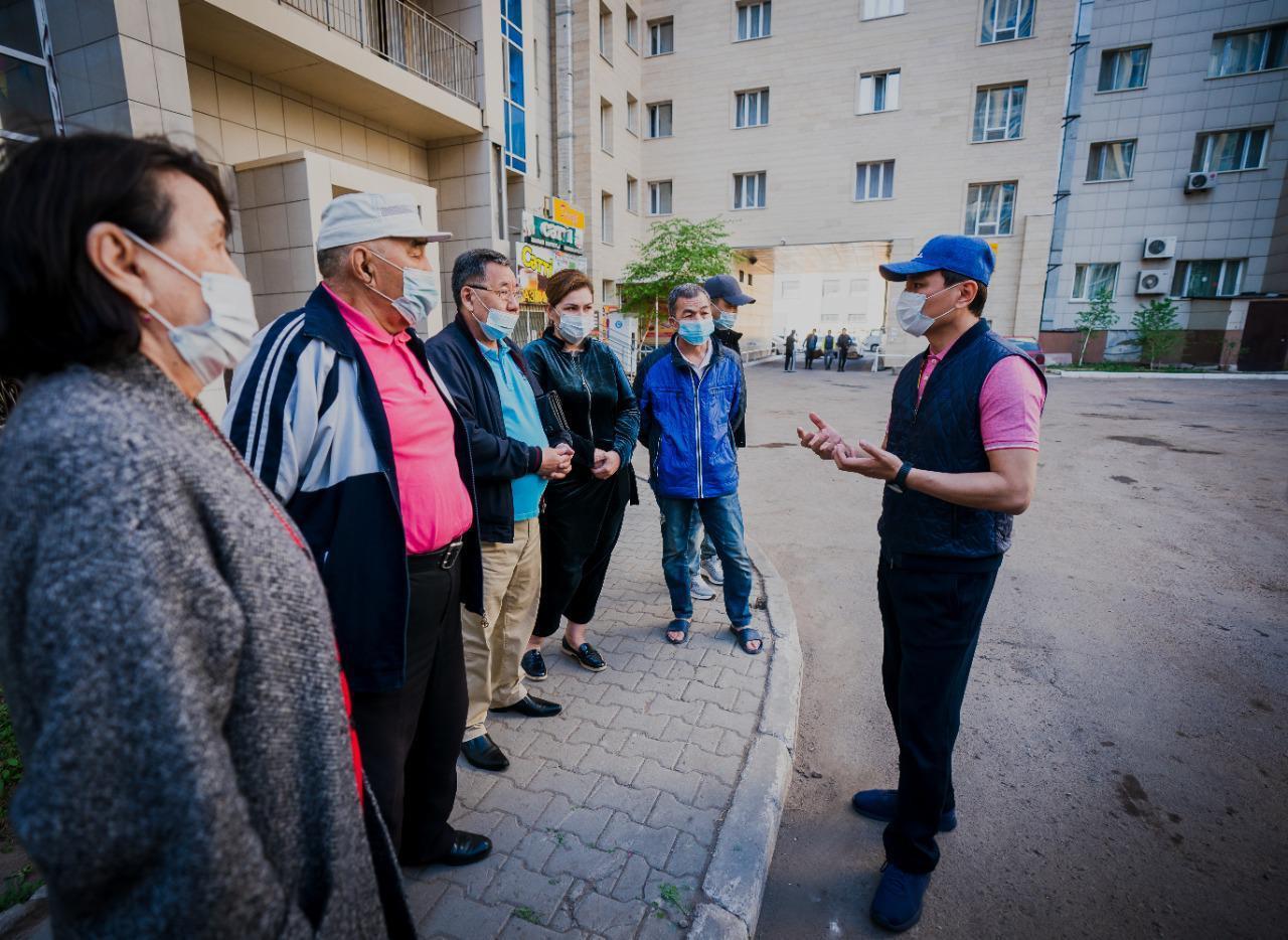 Елорда аулаларын жайлы етеміз - Алтай Көлгінов