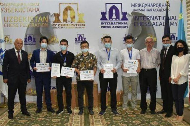 Казахстанский гроссмейстер стал призером в Зональном турнире ФИДЕ
