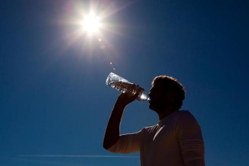 周一国内大部分地区迎来炎热天气