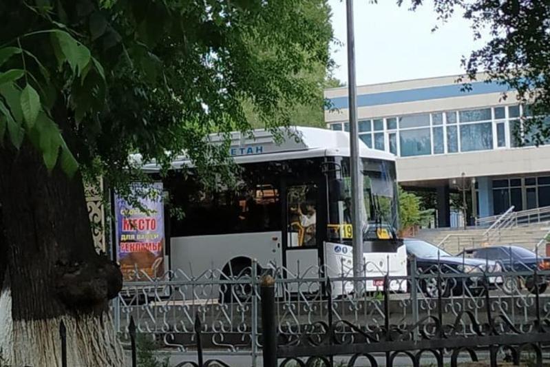 Новые автобусы запустят в Таразе