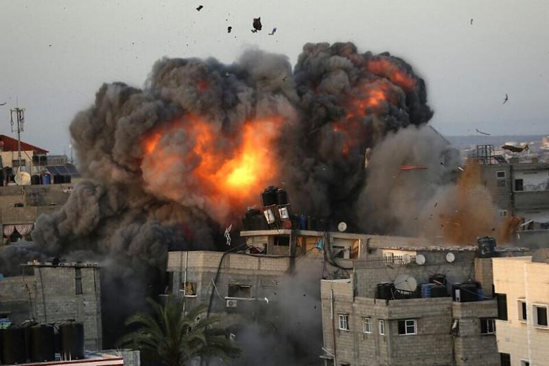 Вторая неделя палестино-израильского конфликта началась с крупных жертв