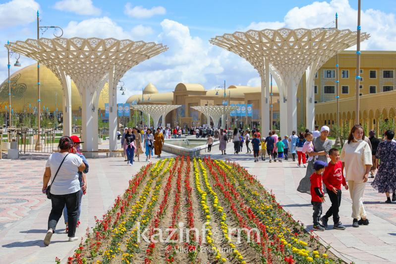 Насколько увеличились численность и доходы населения Туркестанской области