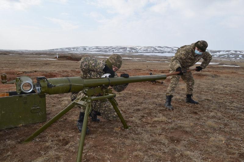 В Вооруженных Силах завершается подготовка к летнему периоду обучения