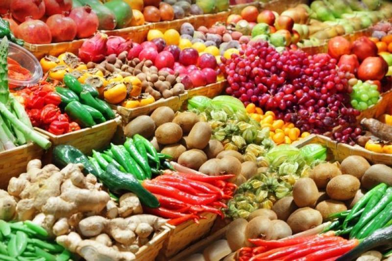 新研究:多吃蔬菜水果有助于缓解压力
