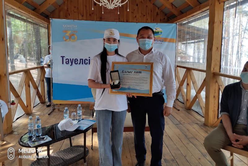 Тәуелсіздікке 30 жыл: Ақмола облысында жастармен кездесу өтті