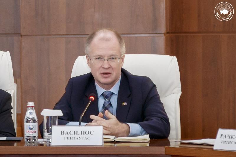 Страшные страницы истории не должны повториться - посол Литвы в Казахстане
