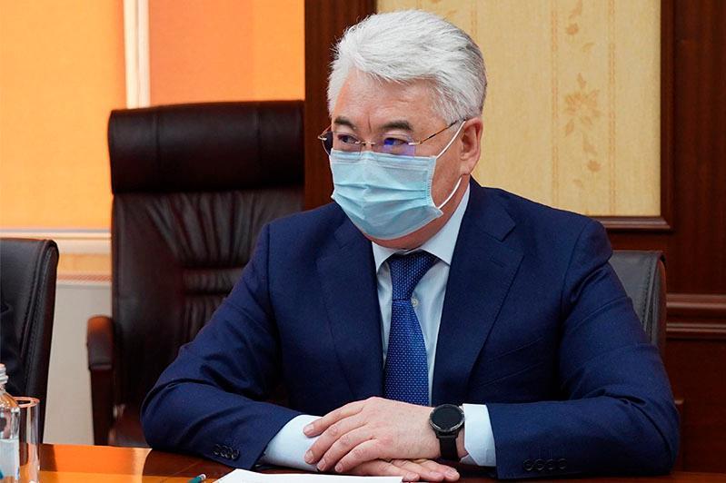 Отопительный сезон прошел стабильно - Бейбут Атамкулов