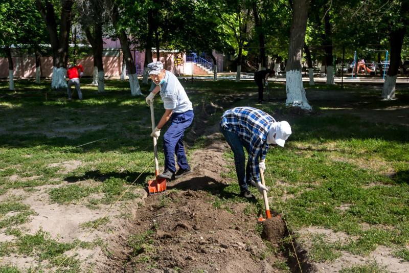 Проект «Таразға тарту» успешно реализуют в Жамбылской области