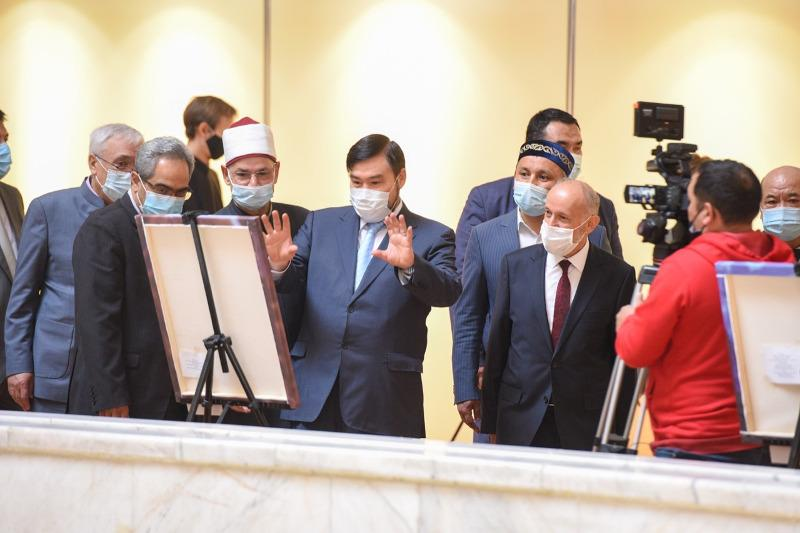 Almaty hosts international photo exhibition «Islam and Humanity: Yesterday, Today, Tomorrow»