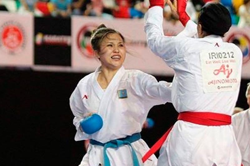 Кто из казахстанских каратистов поедет на лицензионный турнир в Париже