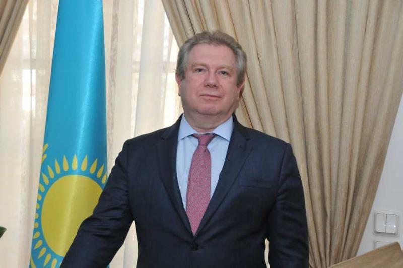 哈萨克斯坦驻希腊大使卸任