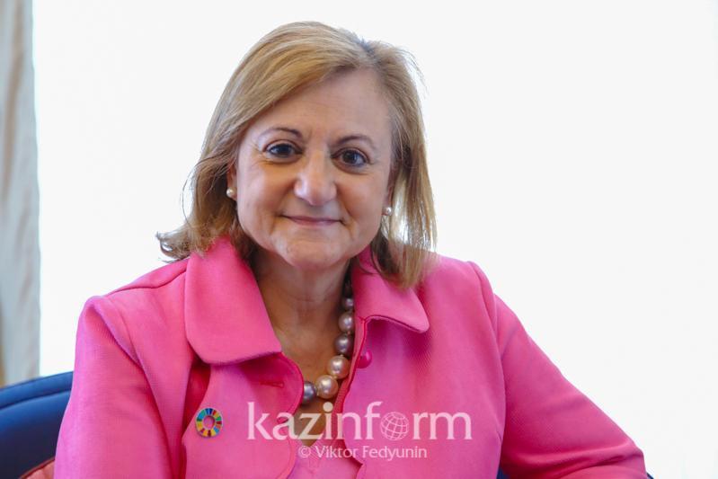 Кристина Гаяк о казахстанско-испанских отношениях: влияние пандемии, возможности туризма и об оценке политреформ