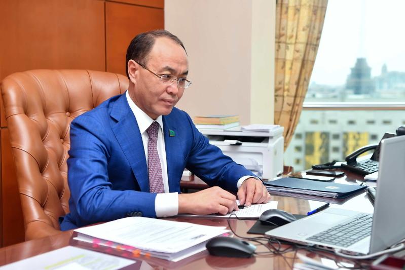 Кайрат Кожамжаров принял участие в слушаниях Спецкомитета ПА ОБСЕ по противодействию терроризму