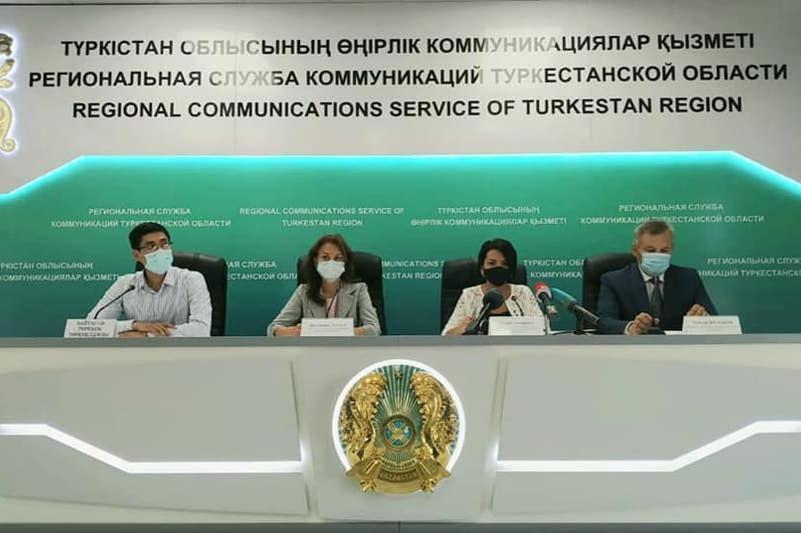 Условия карантина упрощены в Туркестанской области